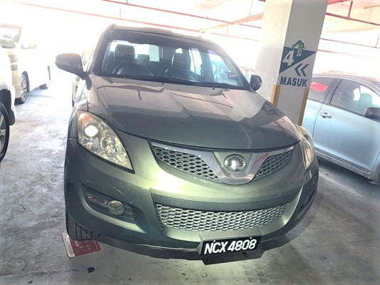 GREAT WALL HAVAL H5 2.0