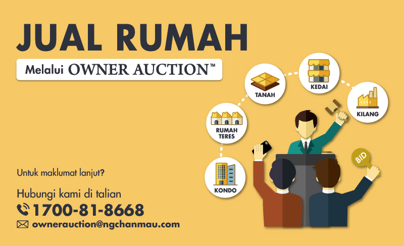 Owner Auction Banner Ads